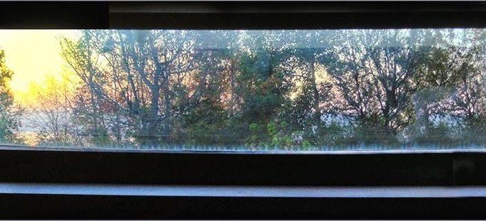 View from Huntsville Hospital by Jenny Kirkpatrick