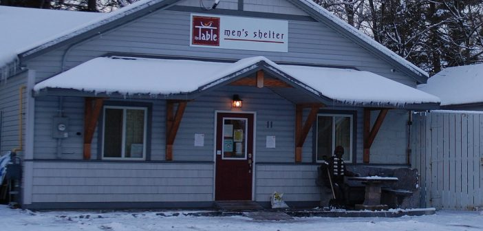 Tough decisions for The Table: men's shelter may have to close to keep other services running in 2018