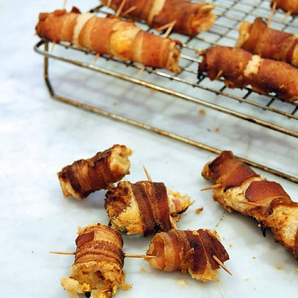 Bacon Wraps (Photo: theartofdoingstuff.com)