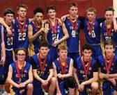 Hoyas Junior Boys basketball team kicks off season with tournament gold