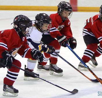 Huntsville's Novice Otters Rep team digs deep and doesn't give up