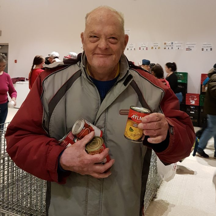 Porchlight Volunteering: Community Donates 50,000 Pounds Of Food To 29th Annual