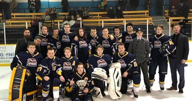 The MBRP Major Midget Otters are MPS Champs (supplied photo)