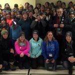 Coldest Night of the Year 2018 walkers and volunteers