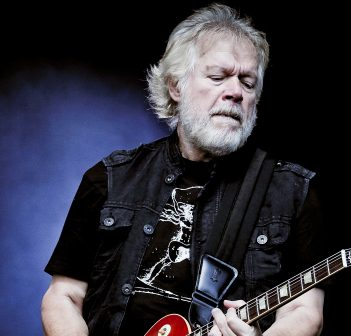 Randy Bachman will launch his 2018 tour at Deerhurst Resort on March 2 (Photo courtesy of Huntsville Festival of the Arts)