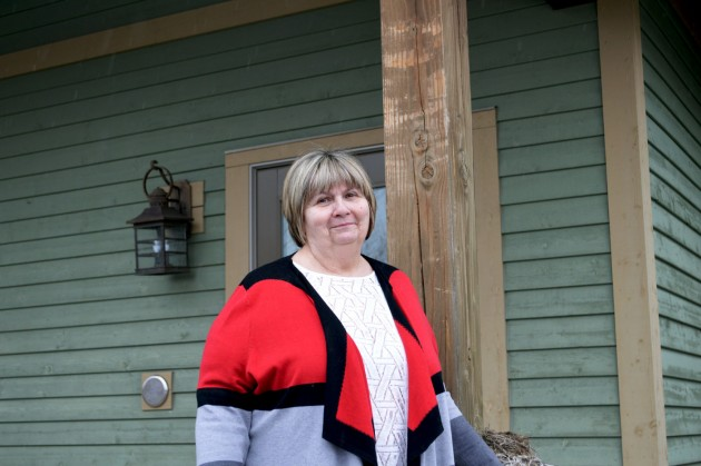 Once she retired, Angel Benn decided it was time to give back to a community that was good to her.