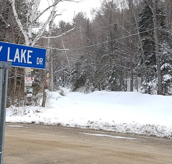 Seasonal residents on Harvey Lake Drive oppose the nearby McClintock Quarry