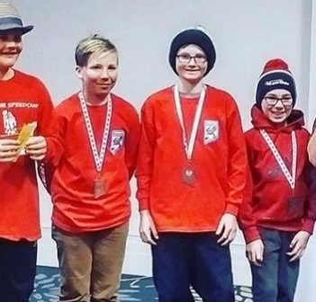 Young skier brings home gold from end-of-season race