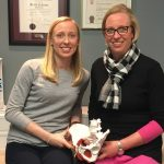 Brittany Vandyken and Carolyn Vandyken are co-owners of Physio Works Muskoka