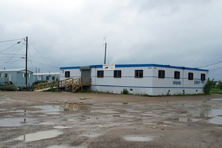 Attawapiskat First Nation band offices