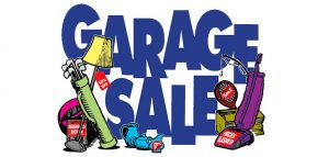 All Events For Garage Sales May 2019