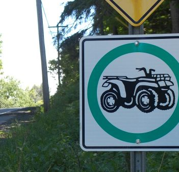 A new District bylaw will now allow ATV use on roads in Port Sydney's core