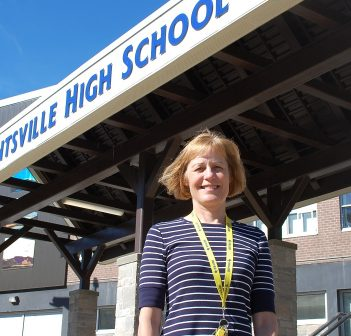 HHS Principal Kim Williams will be heading to BMLSS in the fall
