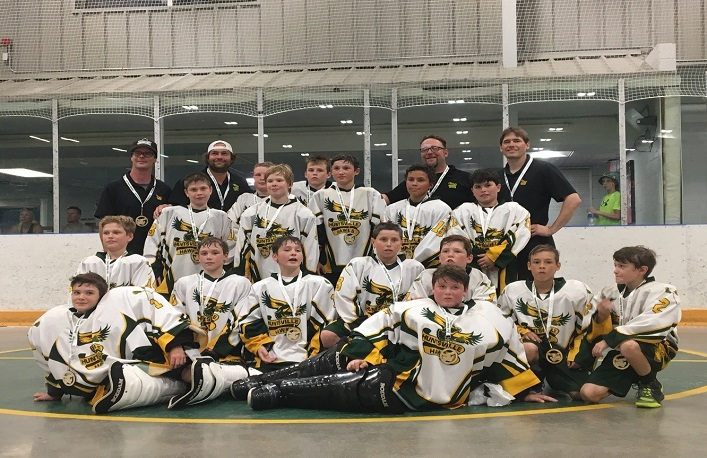 The R&G Construction PeeWee Hawks (supplied photo)