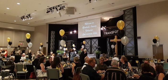 Muskoka Seniors volunteer appreciation gala