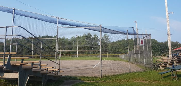 New, taller backstops are part of a proposed revamp of the ball diamonds at McCulley-Robertson