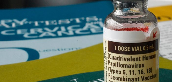 HPV vaccine (Photo: Harry Cabluck/ Associated Press)