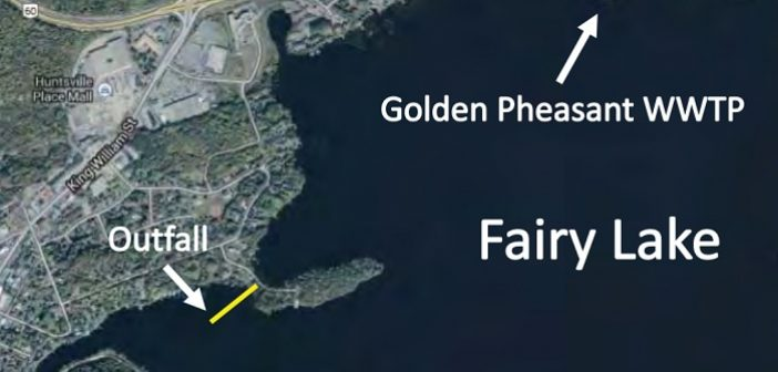 District to host public information session on relocating outfall from Golden Pheasant wastewater treatment plant