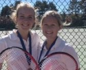 Athletes of the week: HHS tennis pair Randi Deline and Lindsey Young