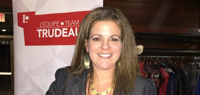 After the 2015 election, Trisha Cowie promised to stay in politics. She kept that promise with yesterday's announcement that she's running for the Liberal candidacy again for the 2019 election. (Doppler file photo)