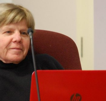 Councillor Karin Terziano has been appointed Deputy Mayor for a second term