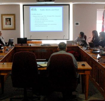 Huntsville Council unveiled a new committee structure for the coming term at its December 10 meeting
