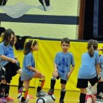 The Huntsville Soccer Club has offered indoor youth soccer in the past, but the club will be joining forces with Bracebridge to expand the program this year (file photo)