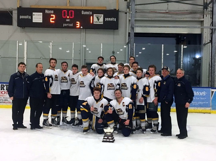 Armstrong Dodge Midget AE Otters