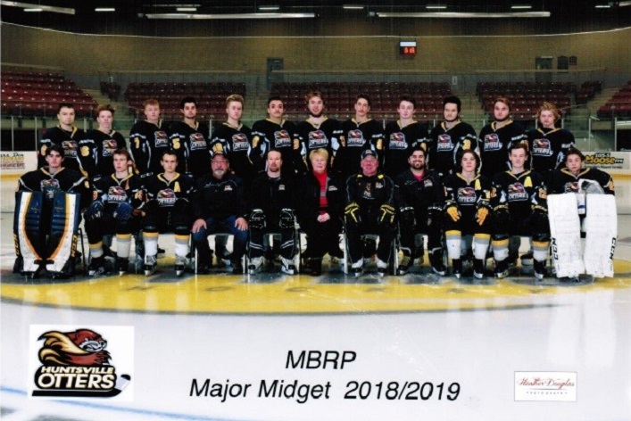 MBRP Major Midget Otters