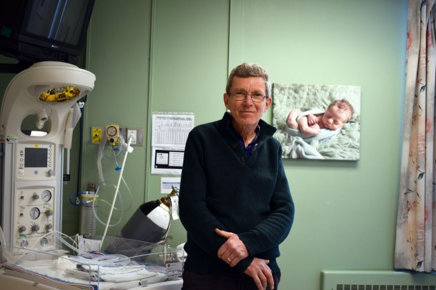 Newly retired, Dr. Paul Bastedo says he will deeply miss his patients.