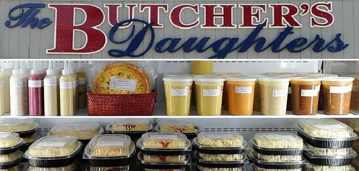 The Butcher's Daughters meals-to-go were a popular offering at the deli's former Hwy 60 location (The Butcher's Daughters / Facebook)