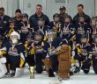 The Atom Rep Otters win silver at the Knight of Columbus tournament