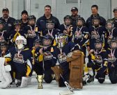 Atom Rep Otters take silver at annual Knights of Columbus tournament