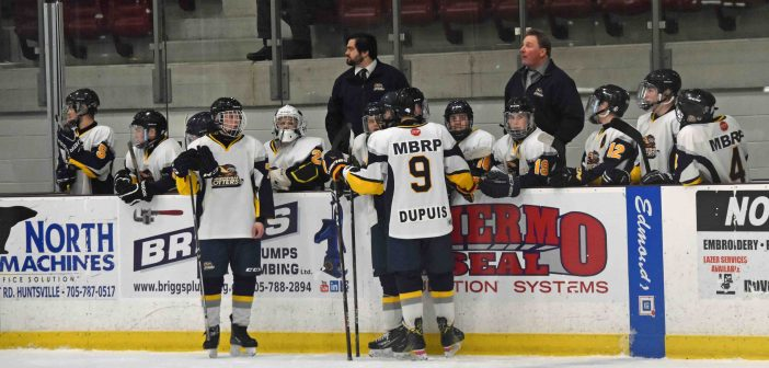 The MBRP Major Midget Otters are headed to the OMHA championships