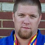 Judo Jeff Allen won four golds on a recent competition tour in the U.S. (supplied)