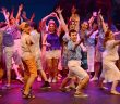 The Muskoka OnStage cast of Mamma Mia in the show's Bracebridge run (supplied)