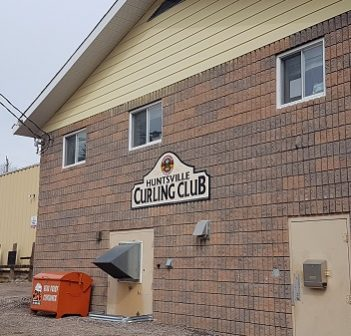 The Huntsville Curling Club's existing building needs approximately $1 million in renovations