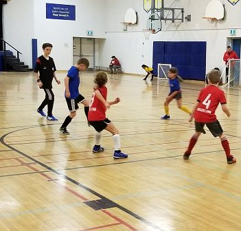 Winter Indoor Soccer League wraps up its first season with fun tournament