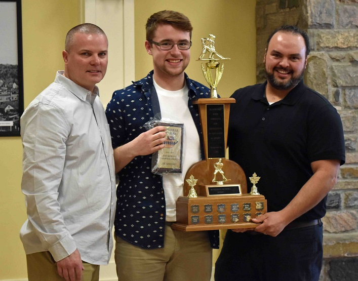Academics and Athletics for Excellence in Education and Sport, Tye Lindeman