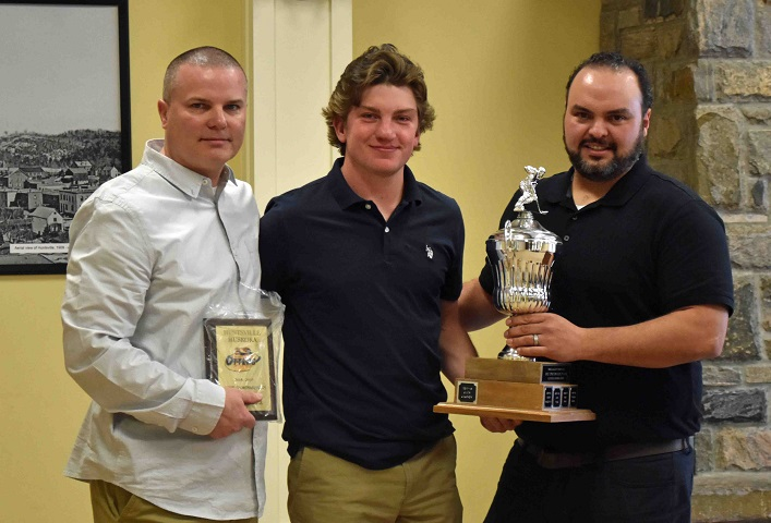 Most Sportsmanlike, Connor Small