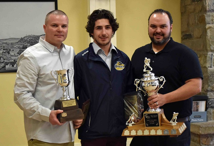 Most Valuable Player, Tyler Gervais-Rolfe
