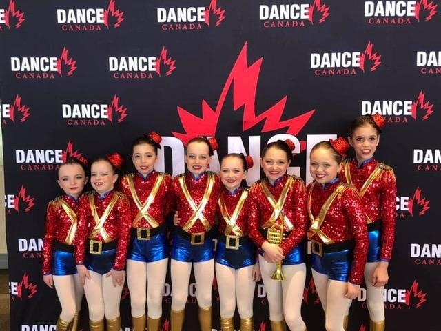 JJ Dance Petite Ballet Group