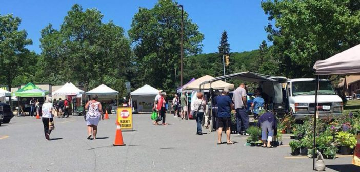 New home for Huntsville Farmers' Market prompts review of town's market bylaw