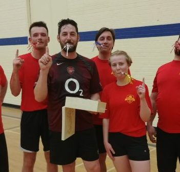 The Gooners, HSC's adult indoor league 2018-19 champions