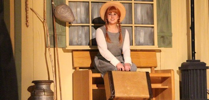 Anne of Green Gables the Musical (Photo: SPEX Productions 2014)