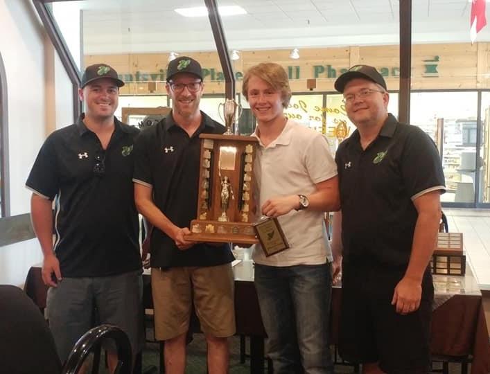 Rookie Award: Ethan St. John
