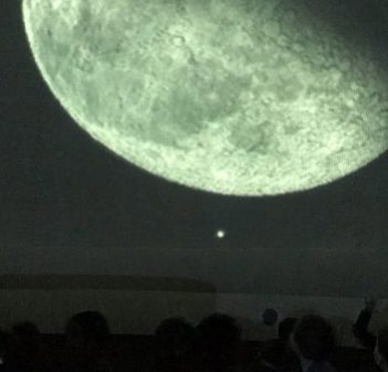 The Ontario Planetarium is bringing it's mobile dome to Dwight on July 31