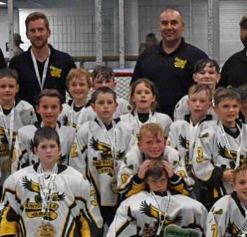 The Huntsville Tyke Hawks won silver at the 2019 Jack Bionda Shootout (supplied)