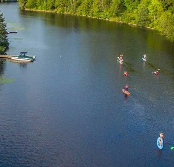 Thursday Paddling Night is hosted by Algonquin Outfitters (photo: algonquinoutfitters.ca)