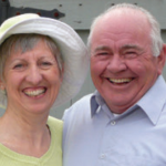Carol and Steve Goff (supplied)